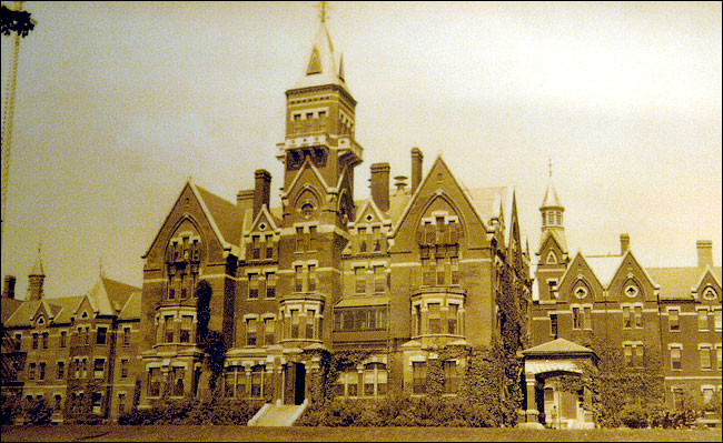 Danvers state hospital new - File Danvers State 1875 Jpg Asylum Projects