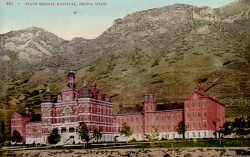 Utah State Hospital Asylum Projects